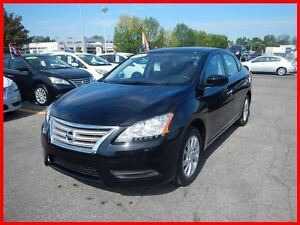 2015 Nissan Sentra SV GPS/SUNROOF EXTENDED WARRANTY INCLUDED LIQ