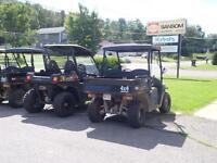 Sansom Equipment:  Hisun UTV's and ATV's IN STOCK