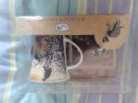 Collie mug gift set