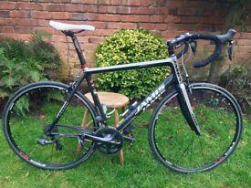 Jamis Xenith Pro Ultegra Di2 Carbon Road Bike 58cm