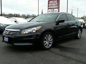 2012 Honda Accord EX EX (A5) !! SUNROOF !!! ACCIDENT FREE !!!