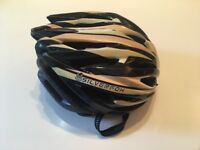 Womens Large Silverfox cycling helmet