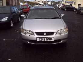 2000 X Honda Accord 2.0 COUPE ** EXCELLENT SERVICE HISTORY **