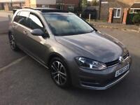 Volkswagen Golf 2.0 TDI BlueMotion Tech Gt Hatchback 5dr