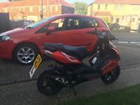 Aprilia SR50 For Sale, 2 Keys, All manuals, Ideal beginners moped