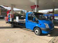 Ford transit recovery truck mint