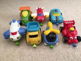 Baby boy toddler ELC cars