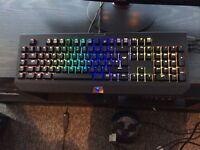 razor keyboard (light-up)