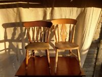 Various Chairs for Sale