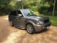 Range Rover sport TDV8 3.6