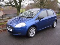 FIAT GRANDE PUNTO DYNAMIC 1.2, 12 MONTHS MOT, RECENTLY SERVICED, SUNDAY OFFER LOW PRICE £999