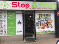 Offlicence Convenience Shop For Sale Leasehold