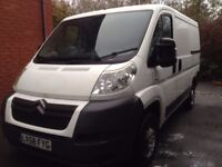 CITROEN RELAY 2008 SWB NO VAT