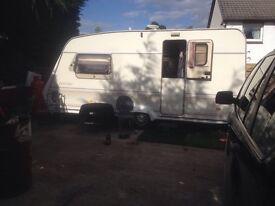 Very clean caravan selling beacuse got a new won all working in perfect order 1 set of keys