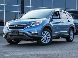 2015 Honda CR-V AWD| Heated Leather Seats| Rear View Cam.|