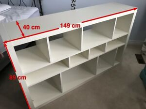 IKEA EXPIDIT shelving unit