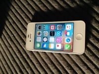 IPhone 4s 16gb unlocked 30 no offers
