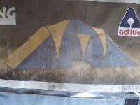 active jesolo 9 person family tent