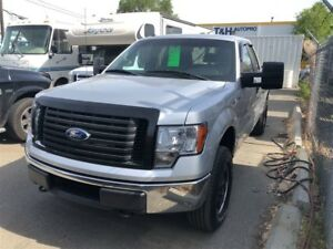 2011 Ford F-150 XLT  EXT/CAB 4X4