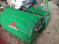 Ransoms Mastiff 91 Large Cylinder Lawnsmans Lawnmower