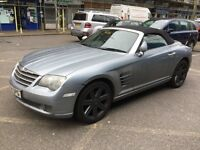 2005 CHRYSLER CROSSFIRE CONVERTIBLE 3.2 AUTOMATIC lovely Mercedes engined car