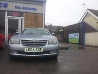 CHRYSLER CROSSFIRE 3.2 V6 2dr Auto (blue) 2004