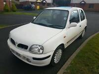 2000 Nissan micra 1.0 twin cam petrol automatic cheap first car runabout