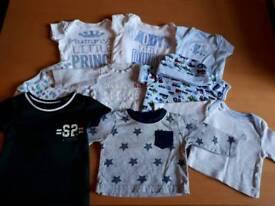 Large 0-3months boys clothes bundle