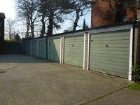 Lockup and leave garage on Fairfax Road, Teddington