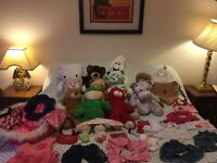 Build A Bear And Bed Bundle