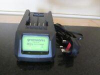 Greenworks 24v batttery gharger