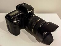 Canon 5d Full Frame with Tamron 28-75 2.8 lens