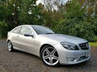 2008 Mercedes CLC CLASS 220 CDI SPORT, STUNNING EXAMPLE! FULL SERVICE HISTORY! EXCELLENT SPEC!