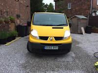2010 Renault Trafic 115DCi £4700