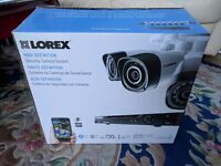 LOREX 8 x HD Camera CCTV System