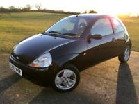 Ford Ka 1.3L 3Dr In Mint Condition! FULL FORD SERVICE HISTORY/1 Year MOT/HPI Clear