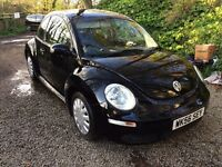 2006 Volkswagen Beetle Luna 102ps 1.6 Petrol