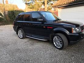 Land Rover Range Rover Sport 4.2 V8 Supercharged HSE 5df