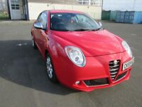 Alfa Mito 1.4 (95hp) Good looks with low insurance for younger drivers