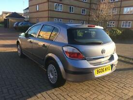 2006 Vauxhall Astra 1.6cc Automatic petrol 16v [AC] 5dr(Hpi clear)