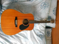 Blueridge BR-160 (All solid wood acoustic guitar) + Fishman pickup