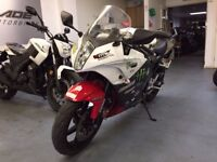 Hyosung GT 125 RC Super Sports Bike, 1 Owner, Good Condition, Sports Exhaust, ** Finance Available *