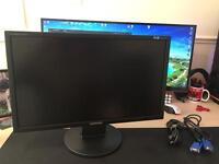 "Samsung 23"" LCD Monitor SM2343NW SyncMaster 2048x1152"