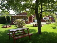 THE TREES SELF CATERING 2 PERSON HOLIDAY LET - VERWOOD DORSET