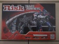 **Transformers Risk** Board game - sealed contents **