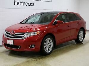 2014 Toyota Venza XLE with Back up Camera