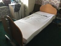 Electric Single Bed New Condition SOLD!
