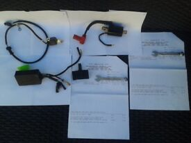 Honda CR85 Ignition system