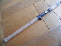 NASH SPECIALIST BASS/PIKE PLUGGING ROD & MATCHING MULTIPLIER REEL
