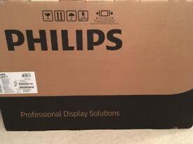 Phillips HD TV- Brand new